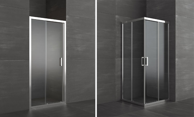 Bottacini pavimenti offre una vasta gamma di box doccia