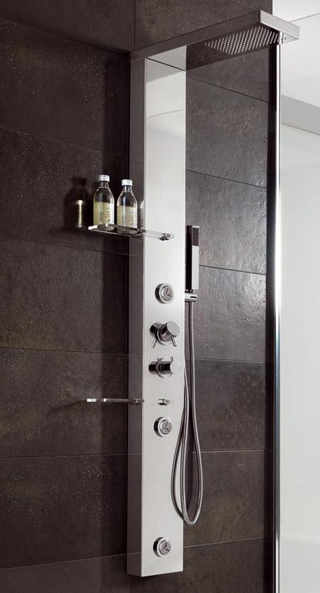 Pannelli doccia o colonne doccia li potete trovare da bottacini pavimenti - Colonna doccia bagno turco prezzi ...