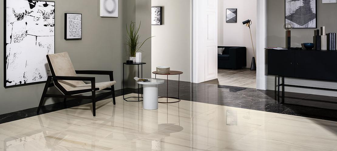 Pavimento effetto marmo gres porcellanato effetto marmo bottacini pav - Piastrelle gres porcellanato effetto marmo ...