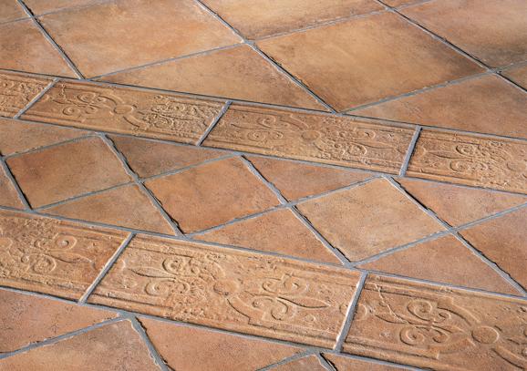 Pavimento rustico gres porcellanato rustico bottacini pavimento
