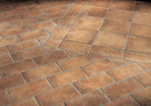 Pavimento rustico gres porcellanato rustico bottacini - Pavimenti in legno per bagno ...