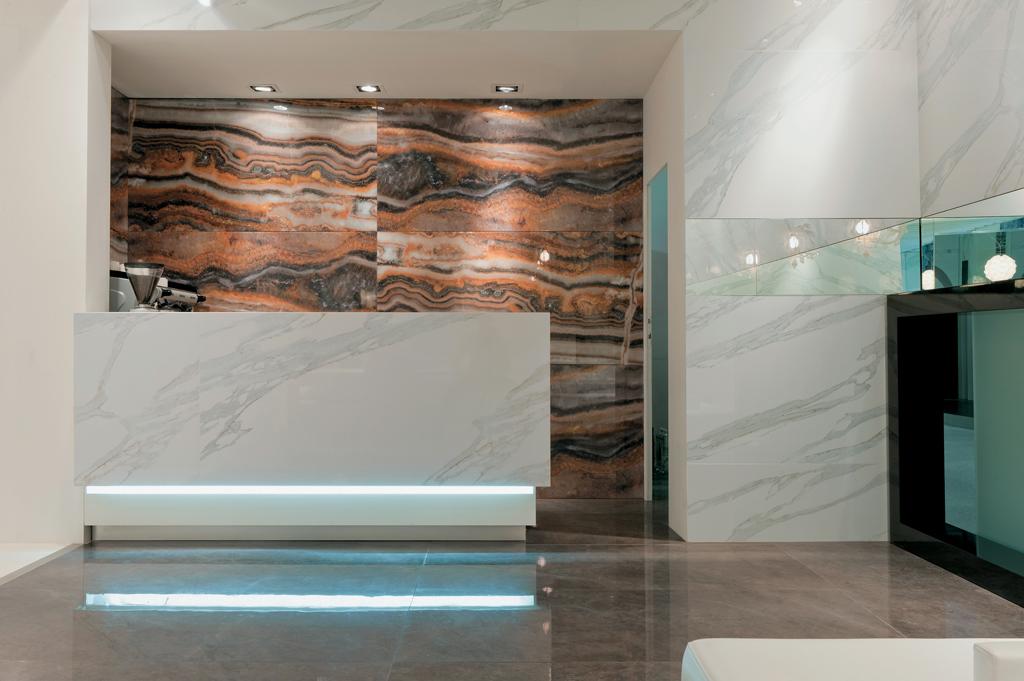 Pavimenti effetto marmo gres porcellanato effetto marmo bottacini