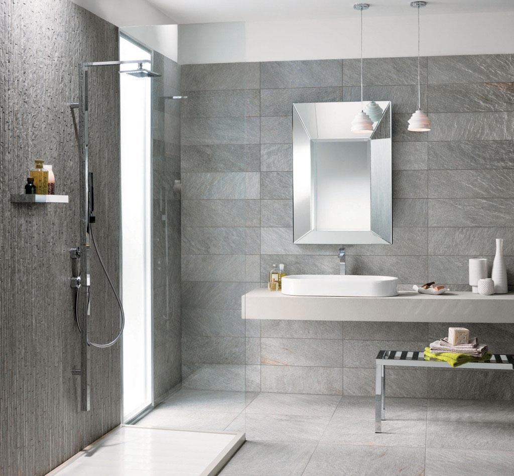 Rivestimento effetto pietra bottacini pavimenti - Rivestimenti per il bagno ...