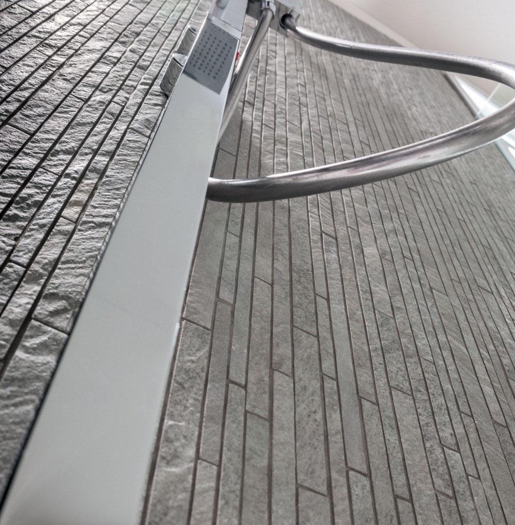 Rivestimento effetto pietra bottacini pavimenti - Outlet piastrelle bagno ...