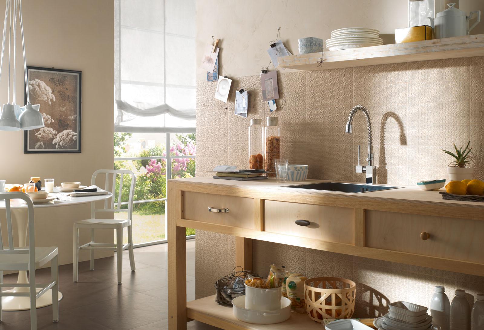 Rivestimenti cucina bottacini pavimenti - Piastrelle a mosaico per cucina ...