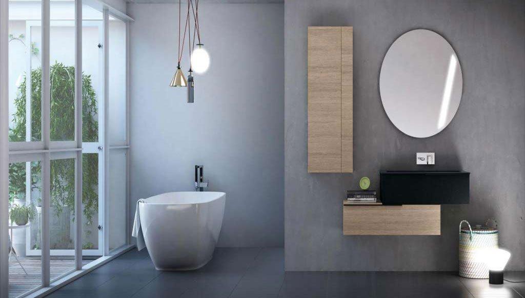 Bottacini pavimenti arredo bagno mobili per bagno a verona for Arredo verona