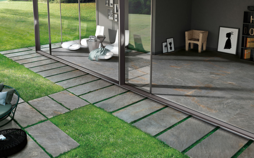 Pavimenti per esterni spessore 2 cm. catalogo bottacini pavimenti