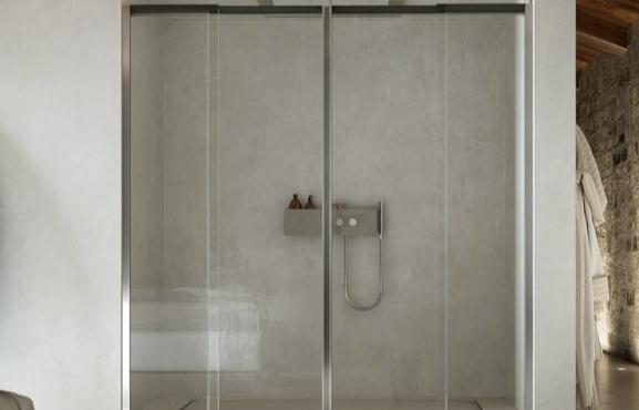 Bottacini pavimenti crea più offerte per box doccia su misura a verona