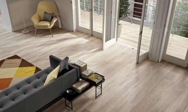 pavimento effetto legno WOODTIME