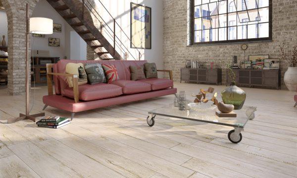 pavimenti rustici in legno