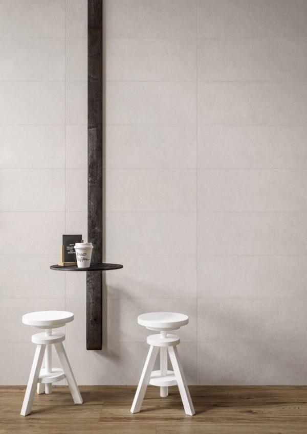 rivestimento in pietra per interni Effetto Cemento