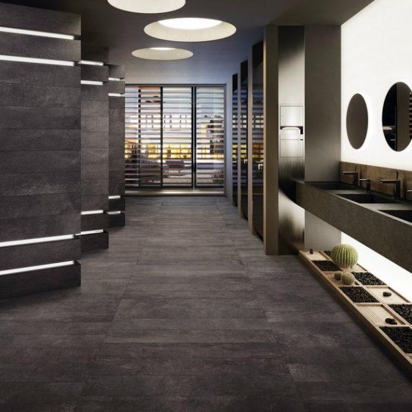 Gres porcellanato effetto cemento, con Moov lo stile è urbano