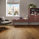 pavimento in vero legno