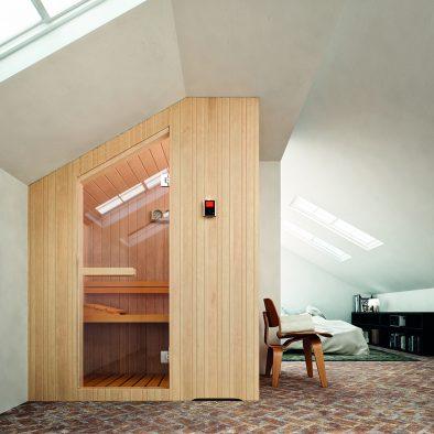 Sauna finlandese, biosauna