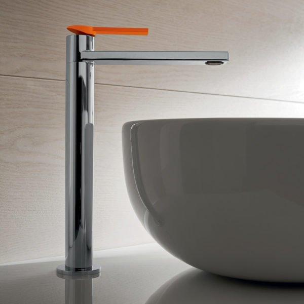 rubinetteria in ottone per bagno e cucina