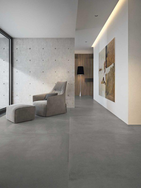 Grande Concrete Look - lastra di marmo