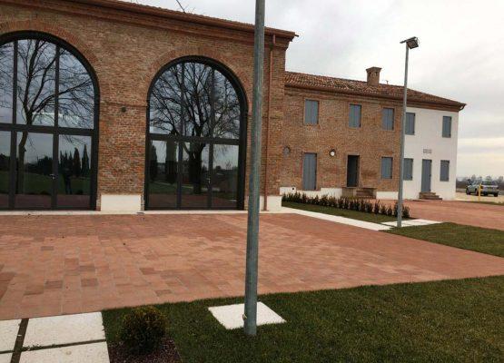 Pavimento posato per l'esterno: Manetti Cotto Fatto a mano 18x36