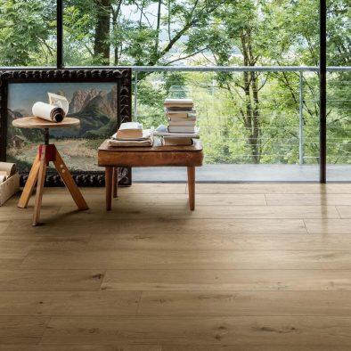 Un inedito modo di concepire il look legno per tornare alle radici dello stile naturale