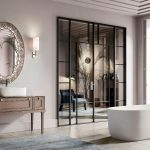 Augusto: L'arredo bagno classico contemporaneo.